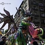 onceava edición del desfile de alebrijes monumentales de la ciudad de México (9)