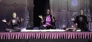 fundador de Naam Yoga, el Dr. Joseph Michael Levry