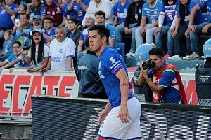 Cruz Azul derrota al Veracruz 1 a 0 y con este resultado clasifica a la liguilla del apertura 2017 (1)