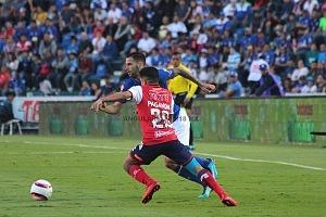 Cruz Azul derrota al Veracruz 1 a 0 y con este resultado clasifica a la liguilla del apertura 2017 (2)