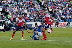 Cruz Azul derrota al Veracruz 1 a 0 y con este resultado clasifica a la liguilla del apertura 2017
