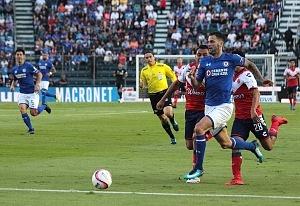 Cruz Azul derrota al Veracruz 1 a 0 y con este resultado clasifica a la liguilla del apertura 2017 (4)