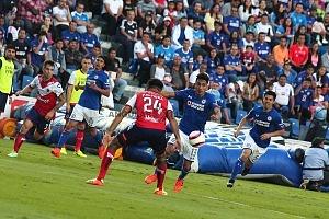Cruz Azul derrota al Veracruz 1 a 0 y con este resultado clasifica a la liguilla del apertura 2017 (7)