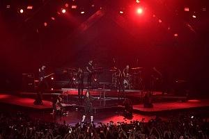 Demi Lovato en los premios telehit 2017 cuatro