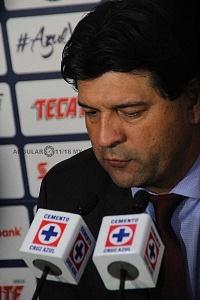 Director Tecnico de Veracruz Jesus Saturnino Cardozo