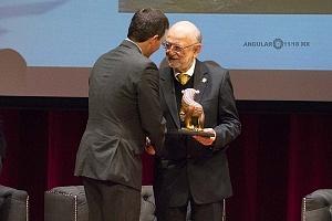 Doctor José Sarukhán Kermez Coordinador Nacional de la CONABIO reconocimiento