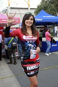 EDECAN EN LA NASCAR MÉXICO 2017 3