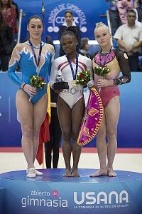 Ganadoras de la final femenil USANA 2017