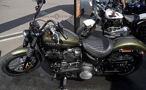 Harley Days 2017 exhibición de motocicletas Harley Davidson 1