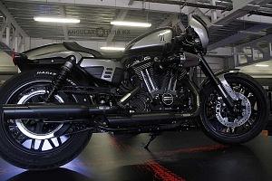 Harley Days 2017 exhibición de motocicletas Harley Davidson