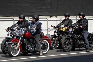 Harley Days 2017 pruebas de manejo autodromo Hermanos Rodriguez 1