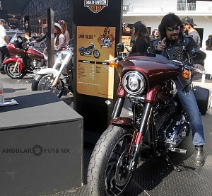 Harley Days 2017 zona de venta