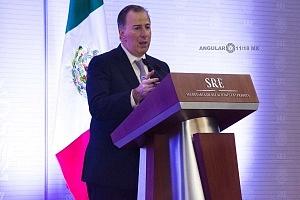 José Antonio Meade Kuribreña secretario de Hacienda y Crédito Público en la Reunión Anual con el Cuerpo Diplomático Acreditado en México (3)