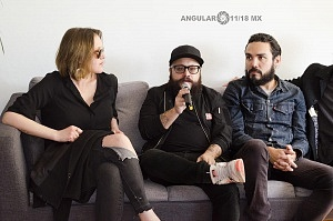 Presentación de nuevo disco de la banda mexicana Hello Seahorse 2