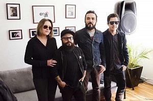 Presentación de nuevo disco de la banda mexicana Hello Seahorse