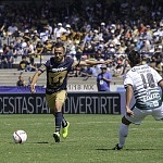 Pumas vs Santos igualn 2 a 2 en la jornada 16 del torneo apertura 2017