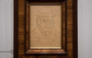 Recorrido para medios de la exposición Diego Rivera y La Experiencia en la URSS 10