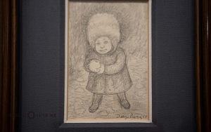Recorrido para medios de la exposición Diego Rivera y La Experiencia en la URSS 12