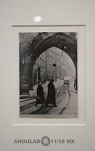 Recorrido para medios de la exposición Diego Rivera y La Experiencia en la URSS 2
