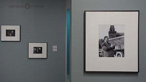 Recorrido para medios de la exposición Diego Rivera y La Experiencia en la URSS 20
