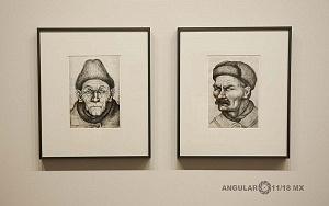 Recorrido para medios de la exposición Diego Rivera y La Experiencia en la URSS 24