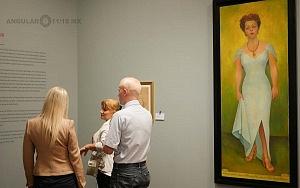 Recorrido para medios de la exposición Diego Rivera y La Experiencia en la URSS 27