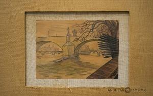 Recorrido para medios de la exposición Diego Rivera y La Experiencia en la URSS 3