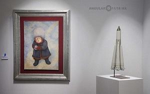Recorrido para medios de la exposición Diego Rivera y La Experiencia en la URSS 6