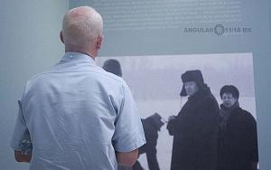 Recorrido para medios de la exposición Diego Rivera y La Experiencia en la URSS 7