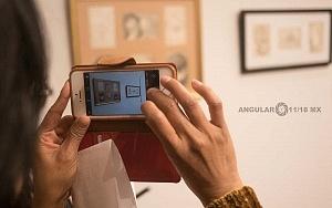 Recorrido para medios de la exposición Diego Rivera y La Experiencia en la URSS_-9
