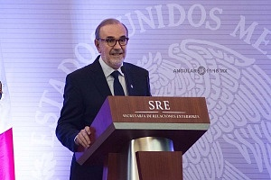 Reunión Anual con el Cuerpo Diplomático Acreditado en México 1