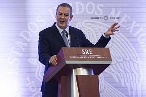 Reunión Anual con el Cuerpo Diplomático Acreditado en México 3