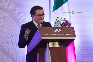 Reunión Anual con el Cuerpo Diplomático Acreditado en México