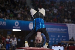 Gimnastic Championship in Mexico City