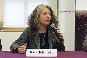 directora del centro de la imagen anfitriona Itala Schmelz