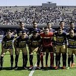 equipo titular de Pumas en la Jornada 16 del torneo apertura 2017