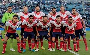 equipo titular del Veracruz en la jornada 17 del torneo apertura 2017
