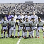 Equipo titular del Santos en la Jornada 16 del torneo apertura 2017
