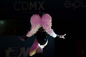 Gala Gimnastica USANA 2017 Victoria Mata