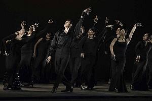 2° Encuentro en México de Arte Flamenco en América Teatro Esperanza Iris