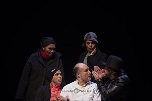 """Cuarta Edición del Festival """"24 Hours Play México"""" con los actores Adrián Ladrón Landa García Bruno Bichir Dobrina Cristeva y Anilú Pardo 1"""