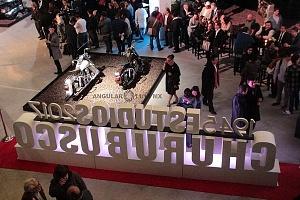 Estudios Churubusco celebra sus 72 años con magna exposición 3