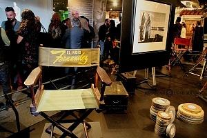 Estudios Churubusco celebra sus 72 años con magna exposición silla del director Emilio Fernande3z