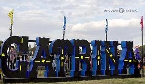 Festival Catrina Puebla 2017 letrero