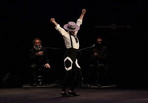 Finaliza el 2° Encuentro en México de Arte Flamenco en América teatro Esperanza Iris 10