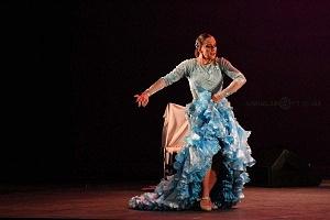 Finaliza el 2° Encuentro en México de Arte Flamenco en América teatro Esperanza Iris 3