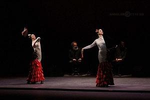 Finaliza el 2° Encuentro en México de Arte Flamenco en América teatro Esperanza Iris 8