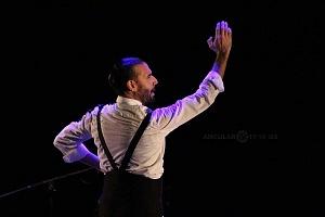 Finaliza el 2° Encuentro en México de Arte Flamenco en América teatro Esperanza Iris 9