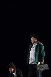 """Jorge Ortíz de Pinedo en la Cuarta Edición del Festival """"24 Hours Play México"""" puesta en escena La balada de las cosas perdidas"""