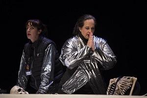 """Mercedes Olea en la Cuarta Edición del Festival """"24 Hours Play México"""" puesta en escena 209 huesos (2)"""